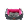 CUCCETTA SWEET DREAM FUXIA CUSCINO DOUBLE-FACE CM 45*35*16