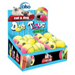 GIOCO SPONGE BALL FLUO SPORT COLOUR