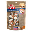 8IN1 TRIPLE FLAVOUR BONE XS 21 PZ 305 GR