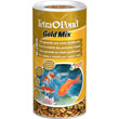 TETRAPOND GOLDFISH MIX              LT.    1