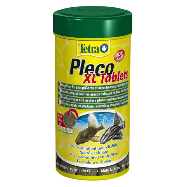 TETRA PLECO XL TABLETS 133 COMPRESSE